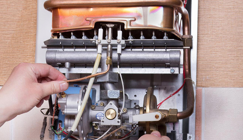 Reparação de esquentadores a gás butano, propano ou natural em Cascais