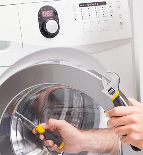 Assistência e reparação de máquinas de lavar roupa 24 horas na Amadora