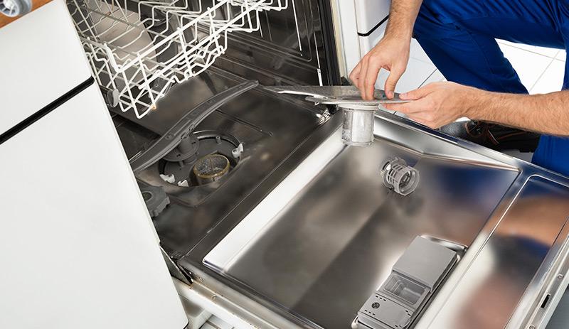 Assistência e reparação de Máquinas de lavar loiça 24 horas na Amadora