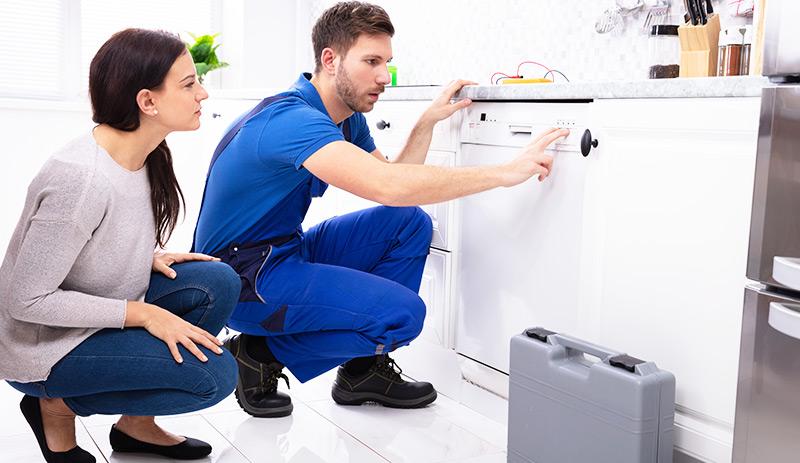 Reparação de Máquinas de lavar loiça com técnicos certificados na Amadora