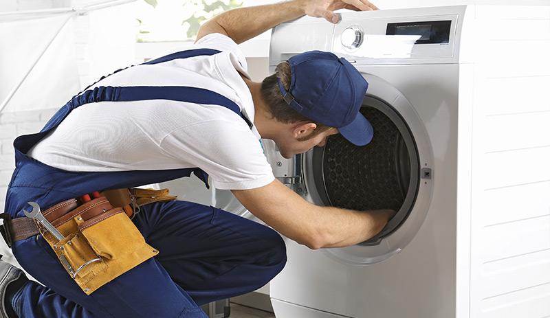 Reparação de máquinas de lavar roupa com técnicos certificados em Oeiras